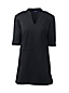 Women's Regular Elbow Sleeve Ponte Tunic
