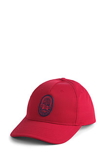 Men's Athleisure Red Baseball Cap