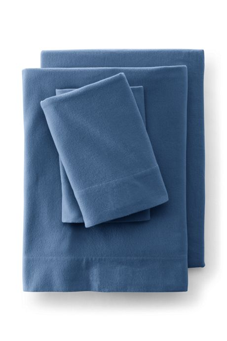 School Uniform 5oz Velvet Flannel Flat Sheet