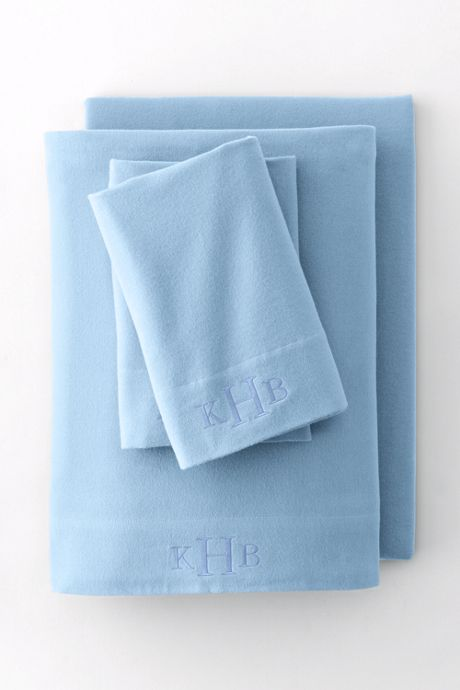School Uniform 5oz Velvet Flannel Pillowcases