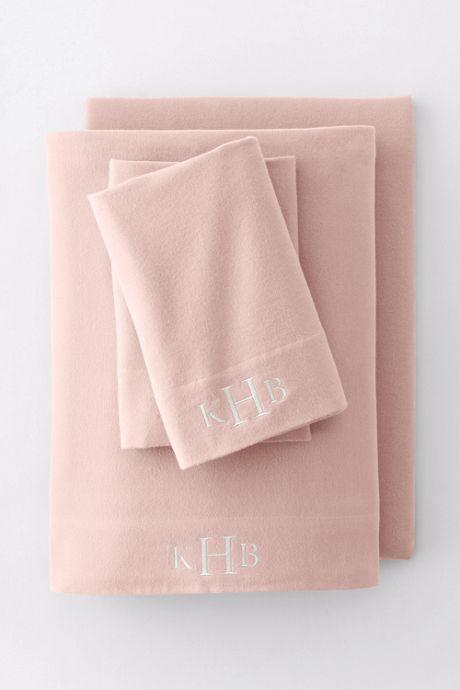 School Uniform 5oz Velvet Flannel Pillowcases