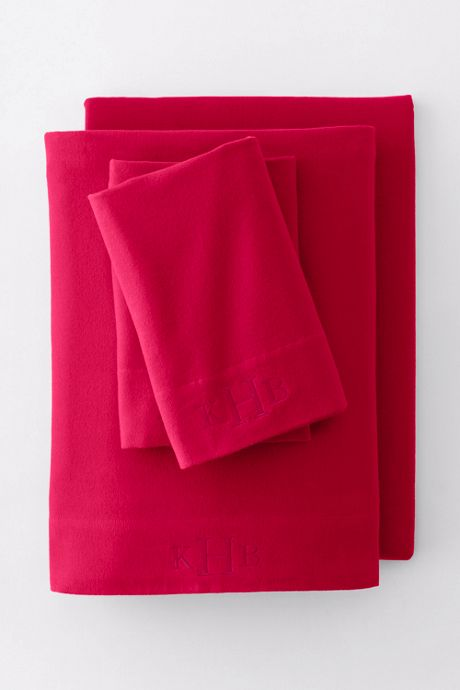 5oz Velvet Flannel Sheets