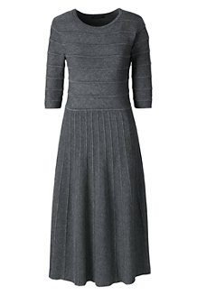 Women's Ottoman Knitted Dress