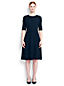 Women's Regular Ottoman Knitted Dress