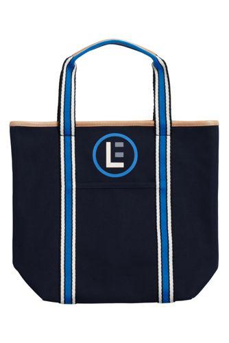 Signature Medium Open Top Tote Bag