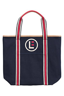 Signature Medium Open Top Tote Bag
