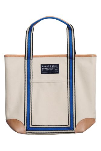 Signature Canvas-Tasche mit Label