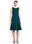 Ponté-Kleid in A-Linie für Damen