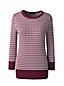Supima Jacquard-Pullover für Damen