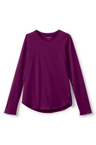 Langarm-Shirt für kleine Mädchen