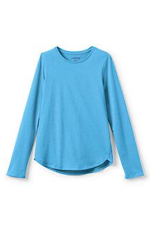 Langarm-Shirt für Mädchen