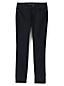 Le Jean Droit Noir Xtra Life™ Taille Rabaissée, Femme Stature Standard