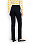 Women's Regular Black Xtra Life Mid Rise Straight Leg Jeans