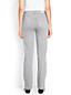 Le Jean Droit Stretch Taille Rabaissée, Femme Stature Standard