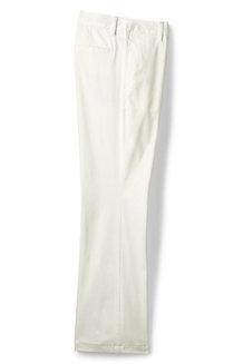 Mittelhohe Trouser-Chinos für Damen