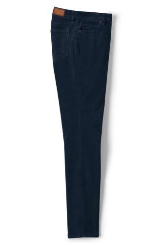 Women's Mid Rise Slim Leg Cord Jeans