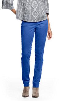Slim Fit Cord-Jeans für Damen