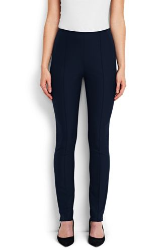 Women's Regular Mid Rise Bi-stretch Trousers
