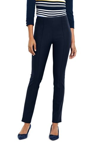 Für Fit Stretch Perfect Bi Hose DamenLands' End BrCxoedW