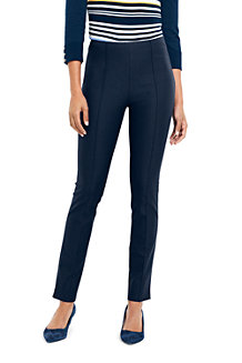 Women's Mid Rise Perfect Fit Bi-stretch Twill Trousers