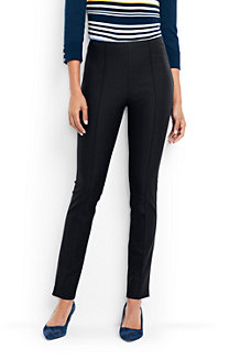 Women's Mid Rise Perfect Fit Bi-stretch Twill Trousers