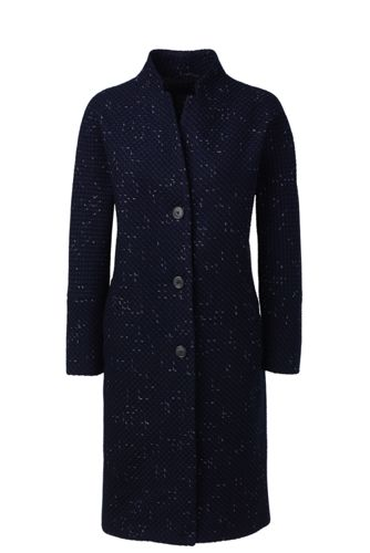 Women's Regular Cocoon Coat