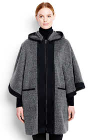 Women's Hooded Cape