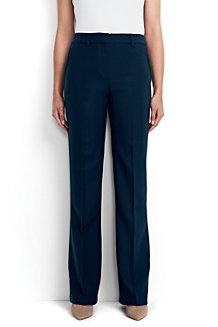Women's Classic Navy Trousers