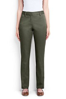 Women's Pin Straight Chinos