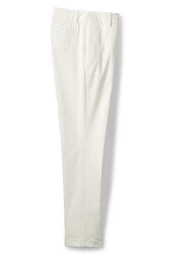 Women's Regular Pin Straight Chinos