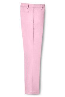 レディス・美型シルエット・ストレッチチノ・体型別パンツ/A体型/テーパード