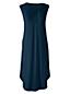 Women's Regular Plain Modal Lace V-neck Sleeveless Nightgown