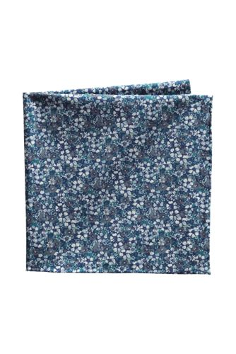 Men's Liberty Floral Pocket Square