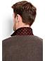 Le Blazer Cintré en Laine à Motifs Herringbone, Homme Stature Standard