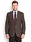 Men's Regular Herringbone Wool Blazer