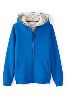 Boys' Sherpa-lined Hoodie