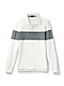 Men's Regular Chest Stripe Rugby Shirt