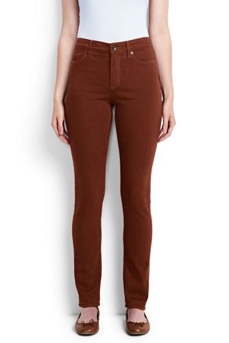 Xtra Life Slim Fit Jeans in Farbe für Damen