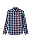 Men's Regular Tailored Fit Forewind Twill Shirt