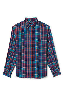 Men's Tailored Fit Forewind Twill Shirt