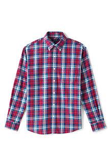 メンズ・フォアウィンド・ツイル・シャツ/長袖