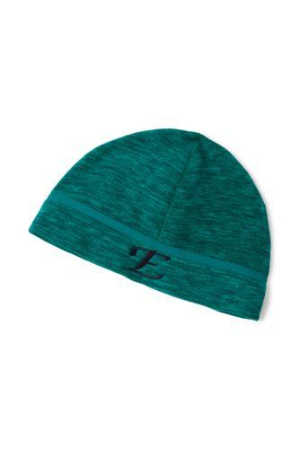 Mütze aus meliertem Fleece