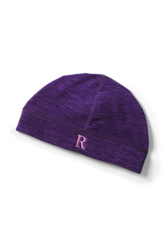 Women's Midweight Melange Fleece Beanie Hat