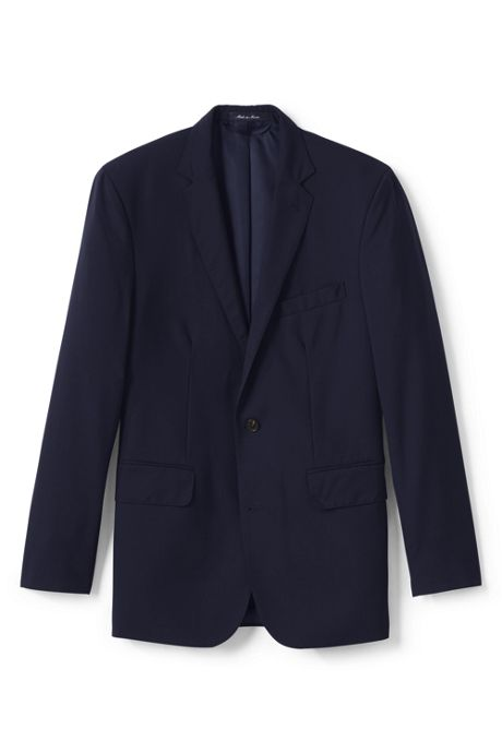 Men's Tailored Fit Year'rounder Suit Jacket