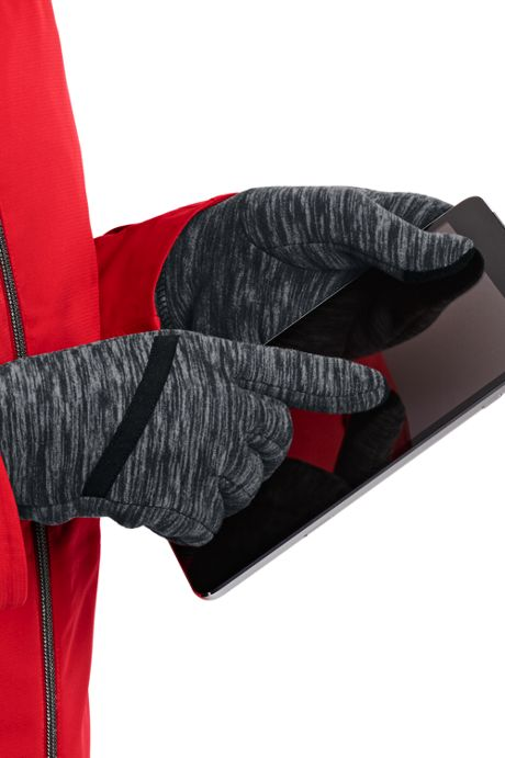 Women's Fleece EZ Touch Texting Gloves