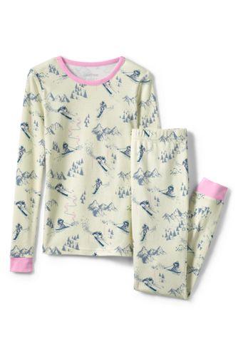 L'Ensemble Pyjama à Motifs, Fille