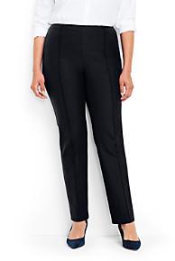 Plus size dress pants stretch