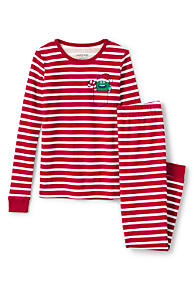 toddler girls snug fit pajama set - Christmas Pjs Toddler