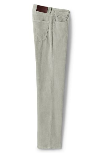 Le Pantalon en Velours Côtelé, Homme Stature Standard