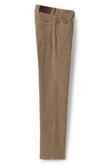 Le Pantalon en Velours Côtelé, Homme